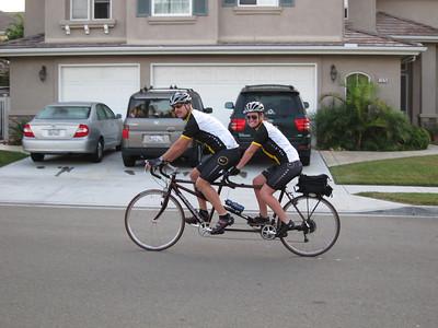 2011 Dec. Holly Tandem Ride 2011