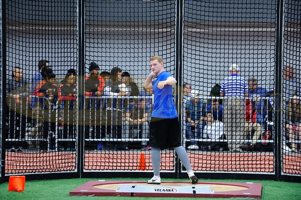 Boys' Shot Put - 2017 MITS State Meet Day 1