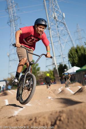 Cyclebration FAMJAM Friday 9-06-2013