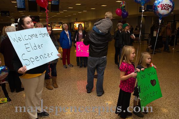Austin Airport 12-12-2011