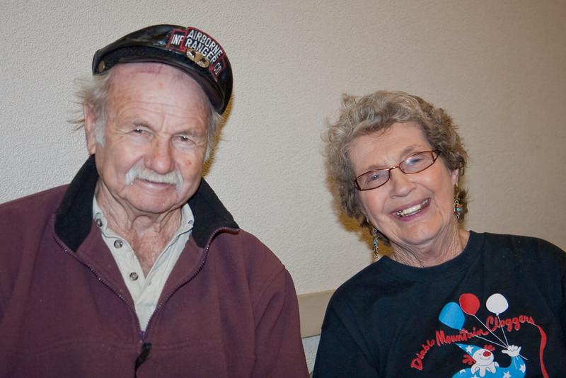 Jim and Barbara