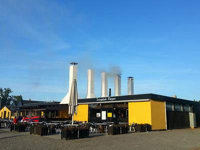 Bornholm rundt Juli 2013