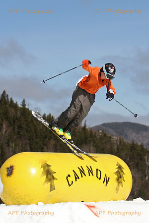 Cannon Mountain Junk Jam - March, 2012