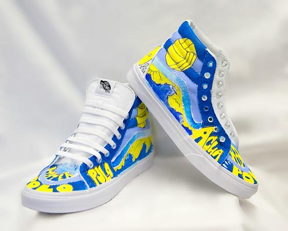 Tennis Shoe Painting Contest
