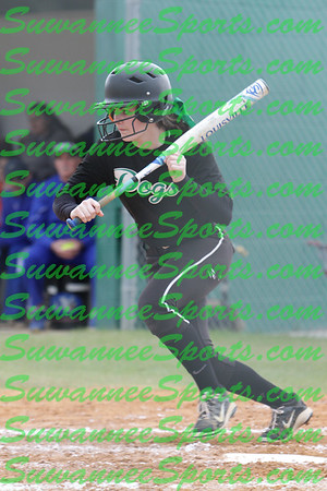 Suwannee High School Softball 2017