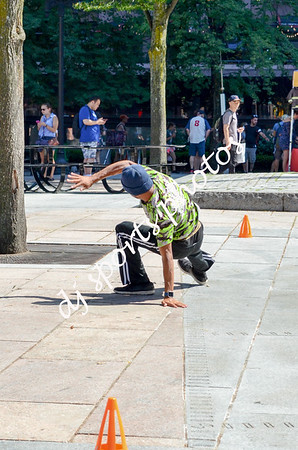 2018-07-09 Boston Street Entertainers