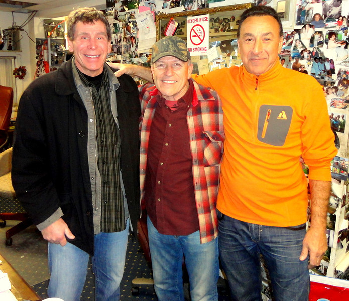 Rock Legend and Fred's Friend Mark Farner Drops By.