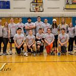 Powderpuff Volleyball