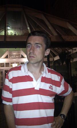 Gentlemen's Training Evening 2010