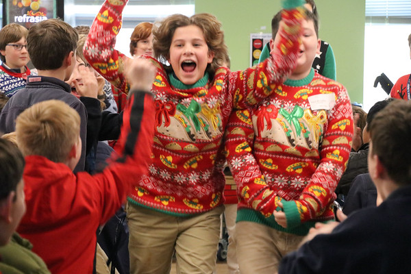 MS Ugly Sweater Contest