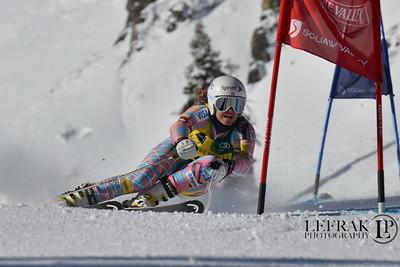 U.S. Alpine Championships 2013 GS