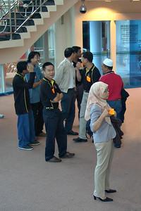 2005 Brunei OGDC Teambuilding