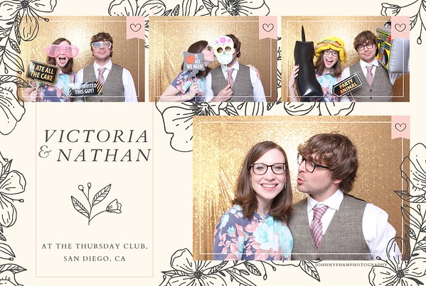 Victoria&Nathan's Wedding 4-13-19