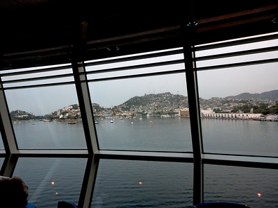 May 11 - Ship Views (Acapulco in Separate Gallery)