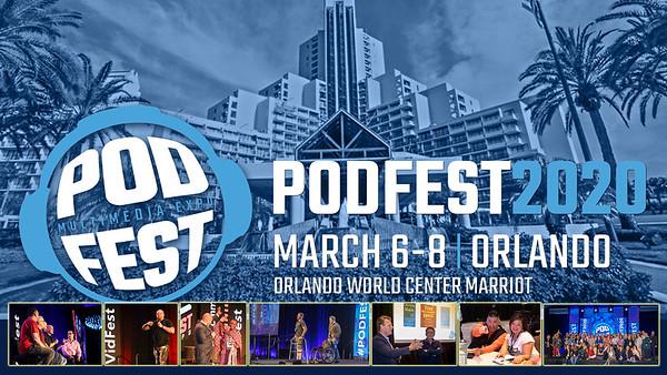 Podfest Orlando 2020