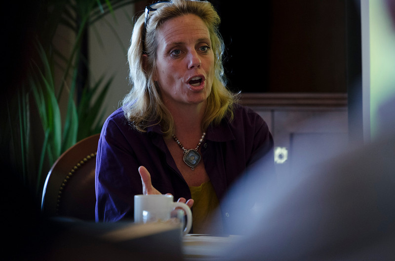 FiRe Films: Geralyn White Dreyfous.  May 22-25, 2012: At the Montage in Laguna Beach, CA, 200 thought leaders - high technology engineers and executives, entrepreneurs, scientists, and media professionals - gathered for 3 days to participate in FiRe X, the 10th annual Future in Review conference, presented by the Strategic News Service and led by SNS founder and technology visionary Mark Anderson. Interviews, panel discussions, and informal conversations ranged from IP protection to CO2 and climate change, new healthcare paradigms, global economics, ocean toxins, robotics, documentary filmmaking,  medical diagnostics, technology solutions for social issues, global economics, mobile computing, and tech solutions to human trafficking and aging with dignity.
