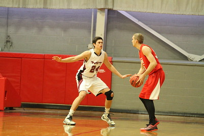 MIT-WPI Men's Basketball Jan. 10, 2015