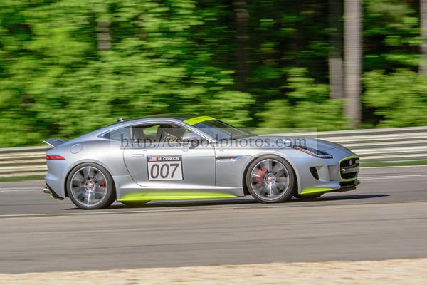 MC 007 Silver Jaguar