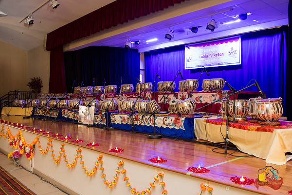 12th Tabla Niketan Music Festival