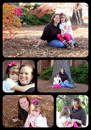 Harrell Fall Family Session 2012