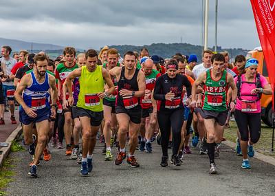 2018 Beaumaris Run Fest - Half Marathon Finish Pictures
