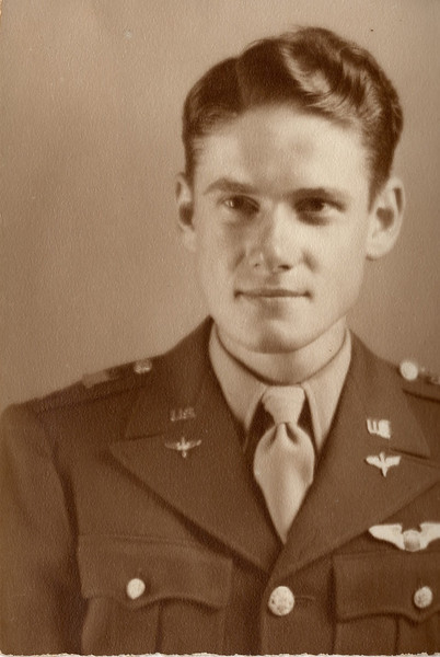 Spencer Shaw...Doris Hackney's Mom's (Nellie) Sister's (Bessie) Son. Diane Shaw's Uncle. He was a pilot and shot down in WWII never making it past this young age.At OSU and joined Airforce.