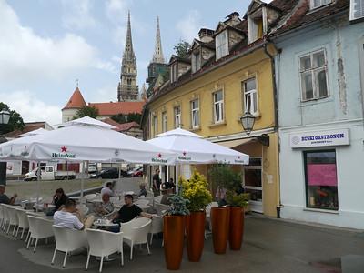Mi 16.6.10,  Zagreb