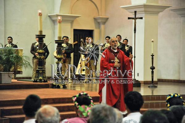 2009 - Mariachi Mass