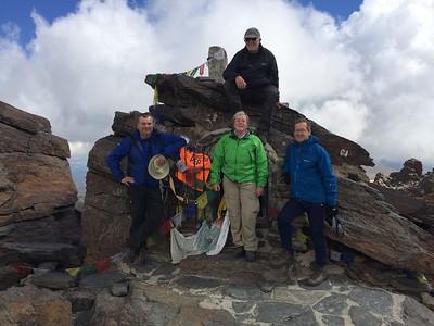 4 Day Trek Sierra Nevada June 2015