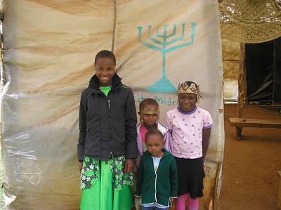 Purim, 2014 - Kenya