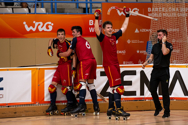 Final: Argentina vs Spain