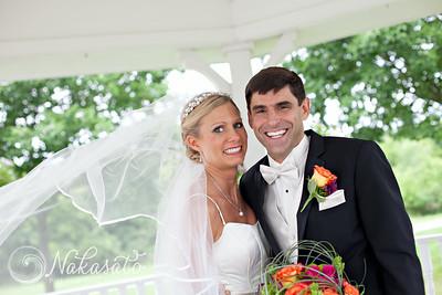 Sarah & Larry {wedding day}