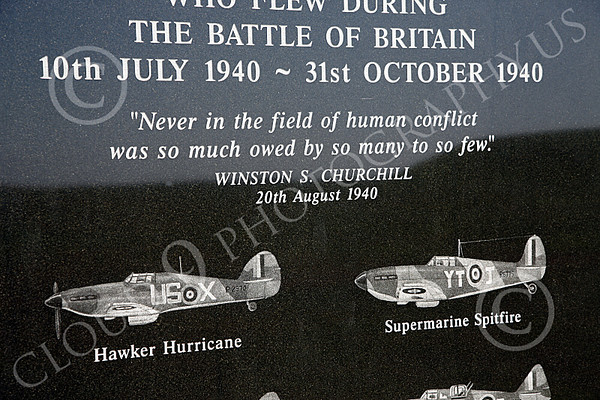 British RAF World War II Battle of Britain Aircrew Statuary Tribute Pictures