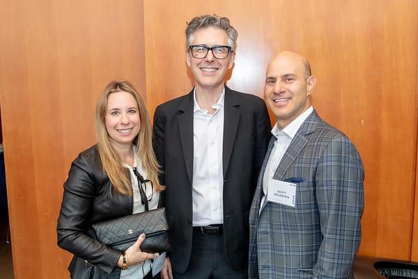 Mercury Society Reception with Ira Glass