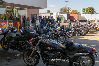 Steel Horses East Ride 180415