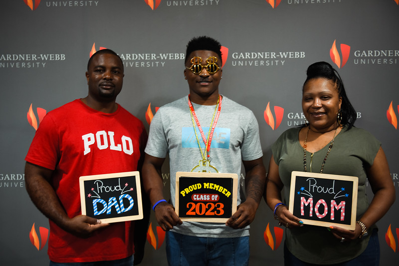 Accepted Student Day- April 13th,2019