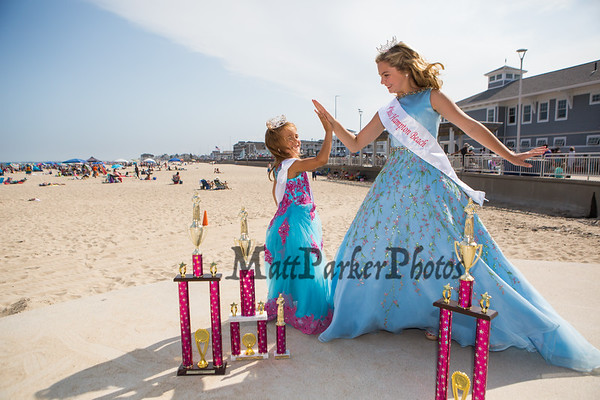 2019-7-27 Little Miss & junior Miss Hampton Beach Pageant
