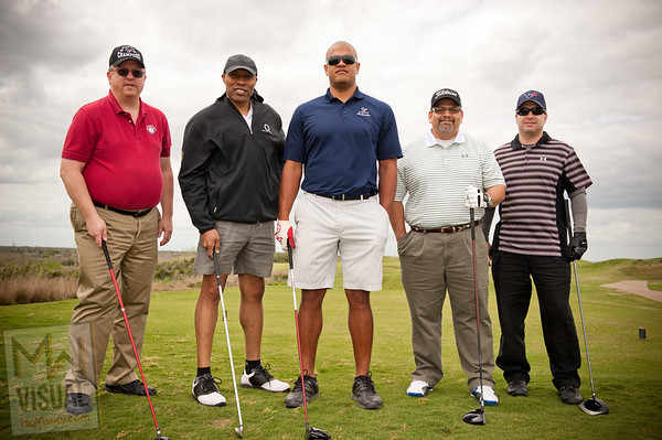 The chester Pitts Foundation 2012 Golf Tournament