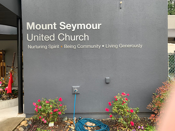 Mount Seymour United Church, North Vancouver
