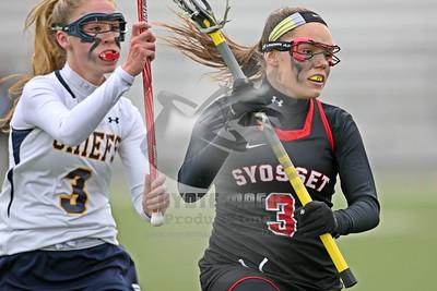 Syosset Girl's Lacrosse