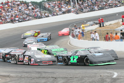 Kalamazoo Klash XV, Kalamazoo Speedway, Kalamazoo, MI, July 18, 2007