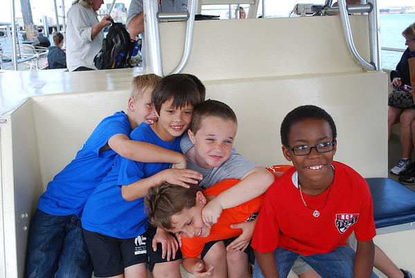 2012-13 3rd Grade Field Trip - Galveston
