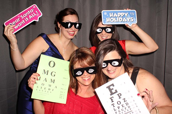 Moses Eyecare Holiday Party 2016 Photobooth