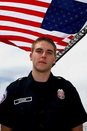 Tacoma Fire Recruit Grads 2008