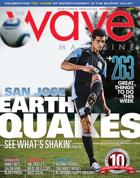 The Wave Magazine Covers