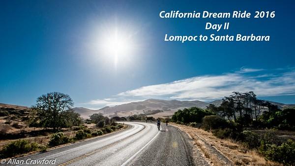 California Dream Ride 2016