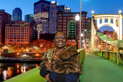 Tenmast Pittsburgh Green Screen Photo Booth