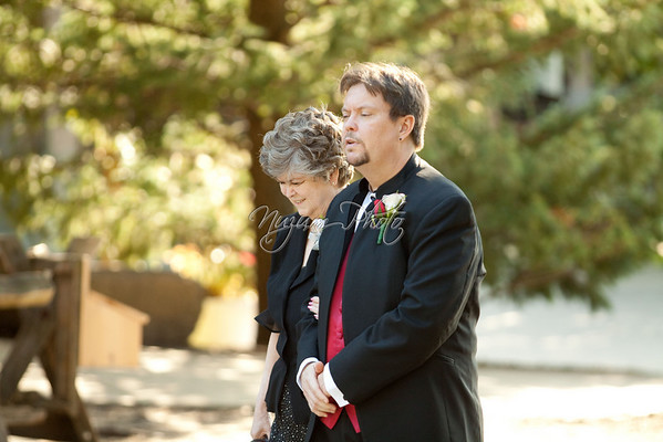 Ceremony - Robin and Cale