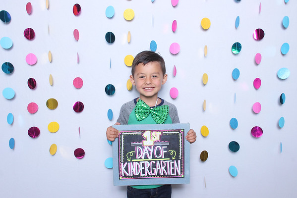 ACS First Day of Kindergarten 2019! (Day2)