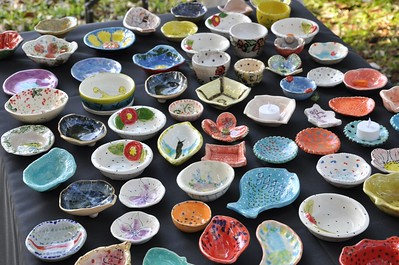 20160123 Empty Bowls - Wide